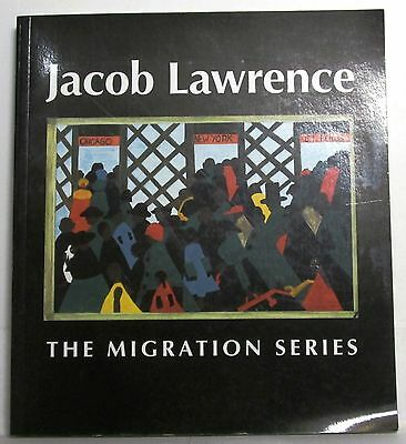 Jacob Lawrence, The Migration Series -Signed by Jacob Lawrence, Gwendolyn Knight