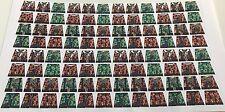 Custom 96 stickers german soldiers WW2 CAMOUFLAGE WAFFEN SS - SIZE - lego torso
