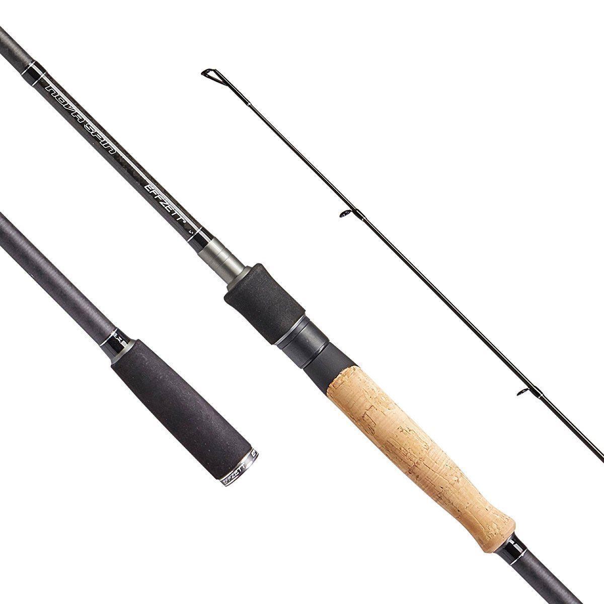 DAM Effzett NOVA SPIN Spinning Rod 1,65m  2,7m Varie Taglie esca da Pesca