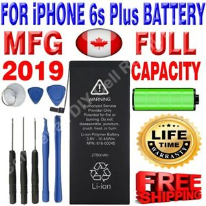 Brand-NEW-OEM-Replacement-iPhone-6S-Plus-Battery-2750-mAh-with-Free-Tools