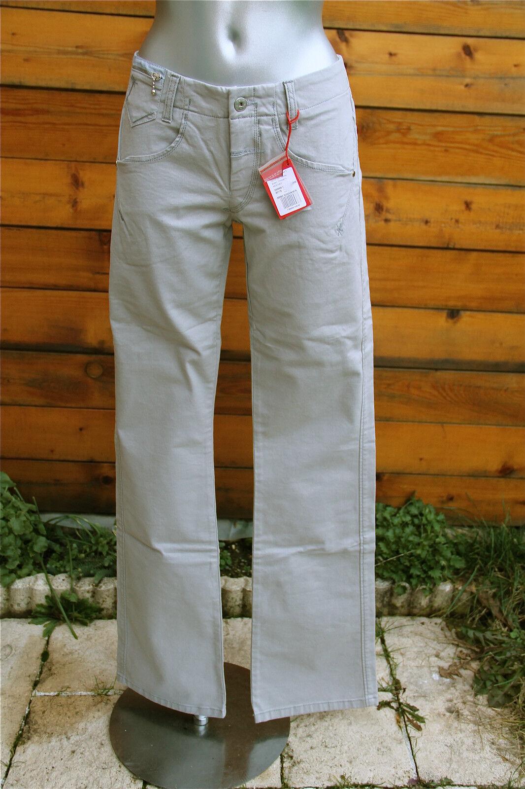 Jeans grigio elasticizzato MARITHÉ FRANCOIS GIRBAUD amerikass T 34 (24) NUOVO DF