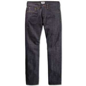 W38in Selvage Indigo Listed L34in 80 Unwashed 14oz Edwin Red Ed xFCqwAgf