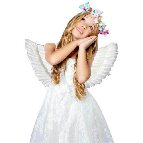 Angel Wings Fancy Dress Party Outfit Fairy Feather Costume Party RF