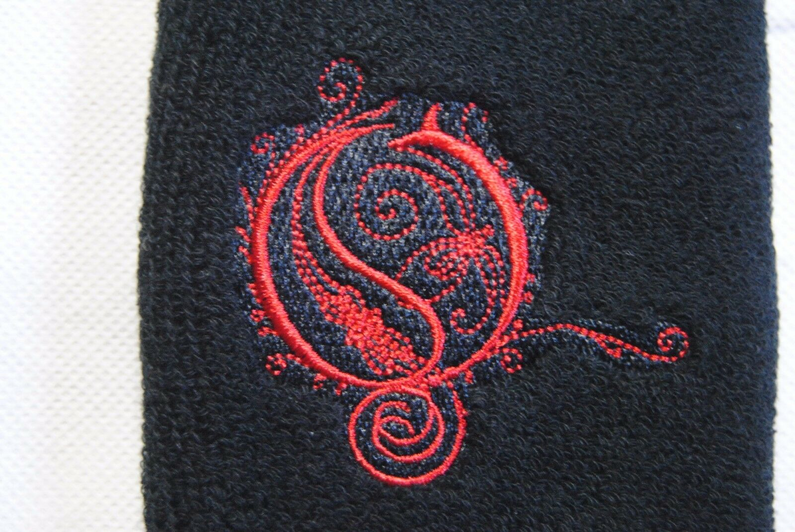 OPETH EMBROIDERED LOGO WRISTBAND SWEATBAND NEW OFFICIAL RARE HERITAGE STILL LIFE
