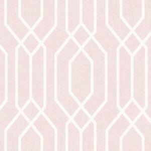 Rose-New-York-Geo-Papier-Peint-Treillis-Arthouse-908208-Neuf
