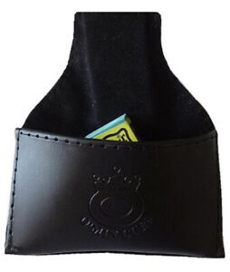 BLACK-CHALK-POUCH-SNOOKER-POOL-amp-2-BLOCKS-TRIANGLE-CHALK-FREE-DELIVERY