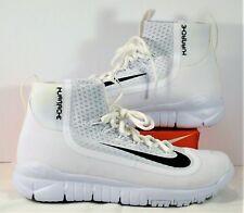 1ae1aa7e2fe ... where can i buy item 1 nike air huarache 2kfilth elite mid white  baseball trainer sz ...