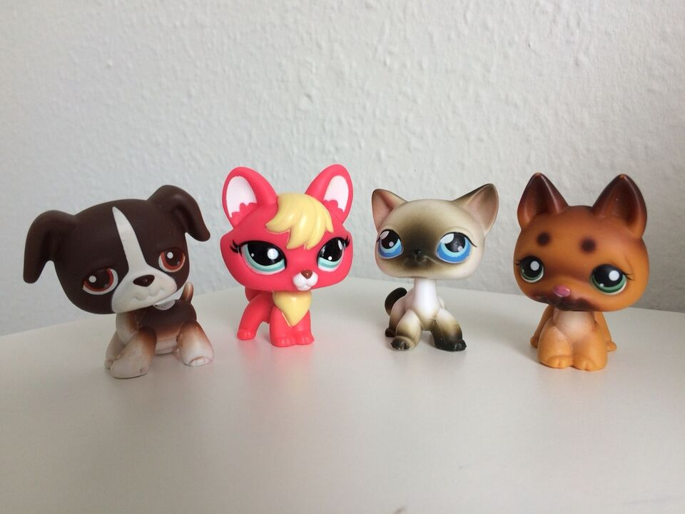 Topmoderne Littlest Pet Shop, Figurer og – dba.dk – Køb og Salg af Nyt og Brugt MN-17