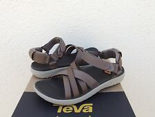 8a6b3d6074b2 Teva Womens Sandals Sanborn Sandal Walnut Size 7 for sale online