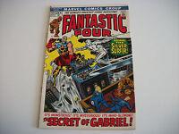 Fantastic Four #121  VF+ (8.5)  Silver Surfer   Lee / Buscema / Sinnott   1972