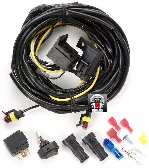 lightforce wiring harness for led bar 240 hid 170 striker 140 lance rh ebay com lightforce wiring harness installation lightforce wiring harness installation