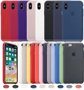 Cover Morbida Custodia Silicone TRASPARENTE PER APPLE IPHONE XR eBay