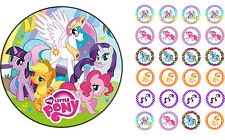 Tortenaufleger My Little Pony Filly DVD Deko NEU Muffin Tortenbild Pferd Filly