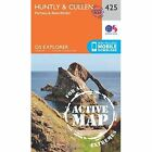 Huntly and Cullen by Ordnance Survey (Sheet map, folded, 2015)