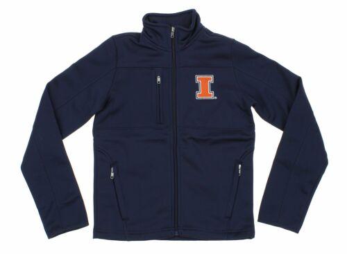 NCAA Youth Illinois Fighting Illini Tactical Performance Zip Up Jacket