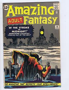 Amazing Adult Adventures #13 Atlas 1962 Classic Stan Lee/Steve Ditko !