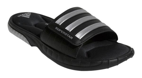 adidas Men s Superstar 3g Slide Sandal 9 for sale online  c0515f267