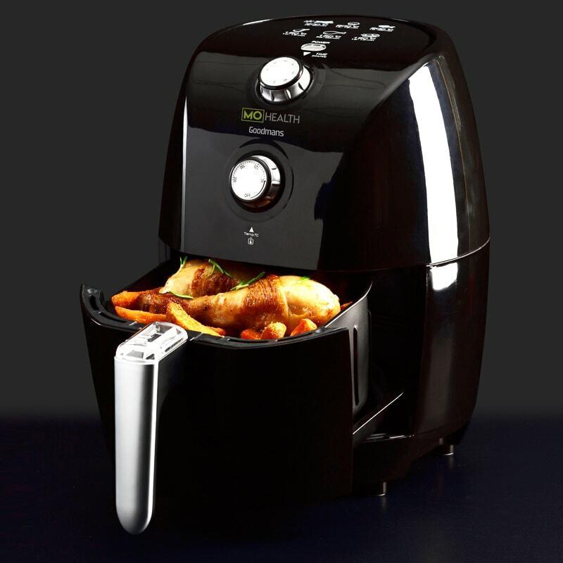 Nouveau Amazing Mo santé Compact Air Fryer 1.5 L-choisir la plus saine option