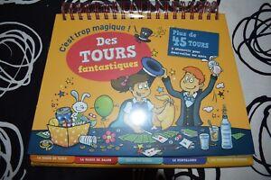 Plus De 45 Tours De Magie Livre France Loisirs Emballer Avec Une RéPutation De Longue Date