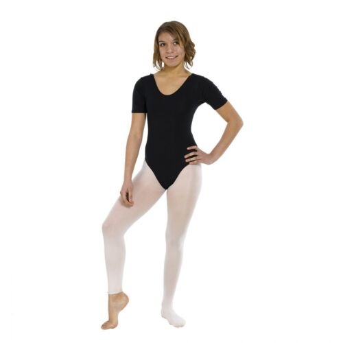 PINK OR WHITE CONVERTABLE TOE BALLET TIGHTS IN RUMPF FULL FOOTED