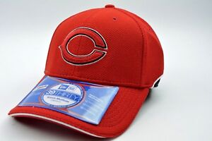 outlet store e3975 ac26f Image is loading Cincinnati-Reds-New-Era-39Thirty-MLB-Baseball-Stretch-