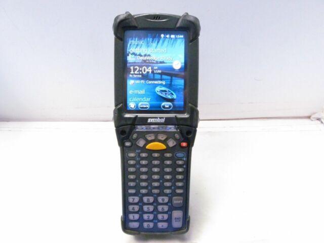 Symbol Motorola Mc92n0 Mc92n0 Ga0syeqa6wr Wireless Barcode Scanner