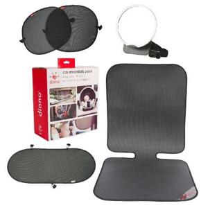 Diono-Car-Essentials-Pack-Includes-Sun-Shades-and-Easy-View-Mirror