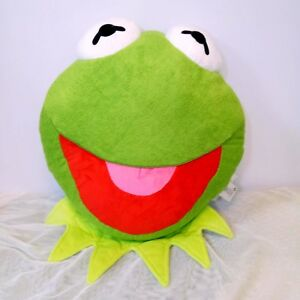 Muppets-Kermit-the-Frog-Gran-Rana-De-Peluche-Almohada-Cojin