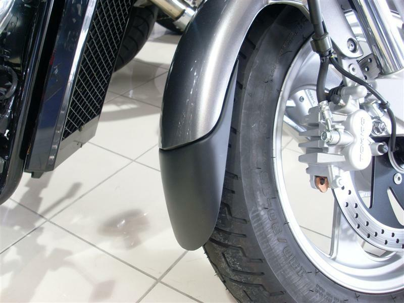 VZ800 Chrome Front Fender Tip S-l1600
