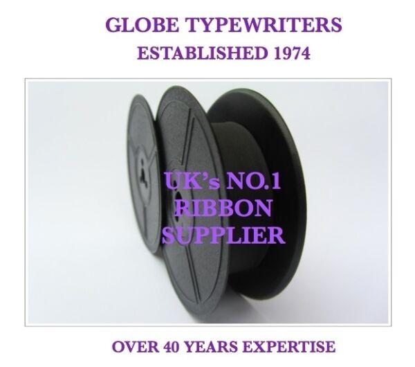 'remington Travel-riter' *purple* Typewriter Ribbon*manual Rewind+instructions* GarantíA 100% Ture