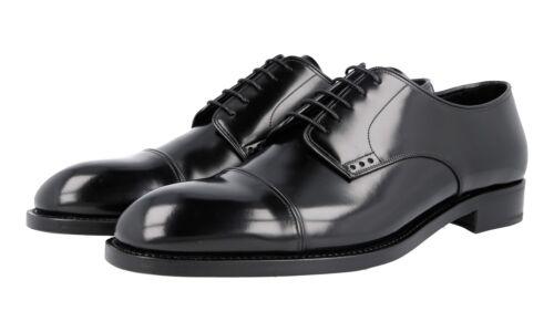 Chaussures Noir 44 5 10 2ea129 44 Nouveaux Luxueux Prada vqzrZvF