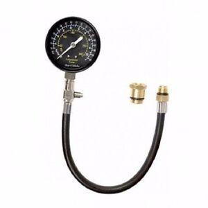 New 0-300 PSI Flex-Drive Compression Tester Check Pressure Test Gauge Cylinder