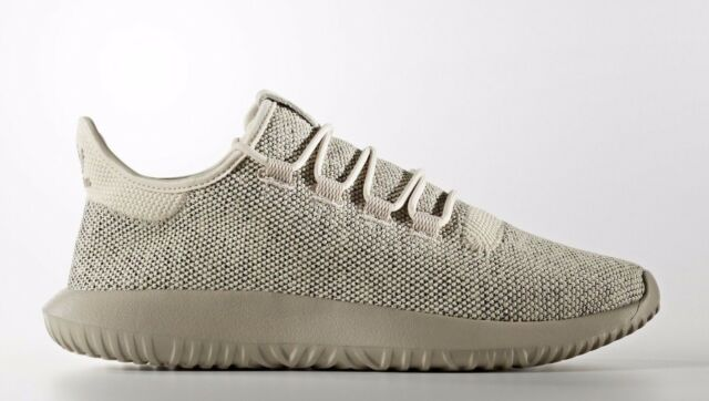 san francisco 88a3e 3e091 Adidas Men s TUBULAR SHADOW KNIT CLEAR BROWN Shoes BB8824 b