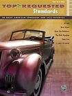 Top-Requested Standards Sheet Music: 20 Great American Songbook and Jazz Favorites (Piano/Vocal/Guitar) by Alfred Publishing (Paperback / softback, 2012)