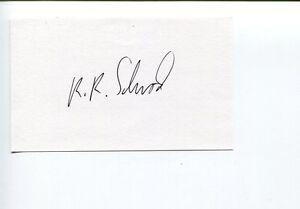 Richard-R-Schrock-Nobel-Prize-Winner-Chemistry-Signed-Autograph