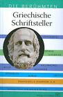 Griechische Schriftsteller: Homer, Platon, Xenophon - Schriftsteller, Aus Deren Quellen Wir Heute Noch Schopfen by Rainer Nickel (Paperback / softback, 2010)