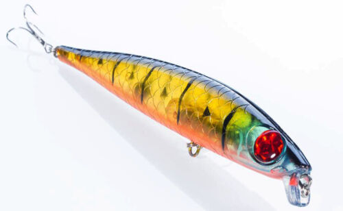 1PCS 40g 17cm Saltwater Lures Big Fishing Minnow Wobbler Jigging Sea Crankbait