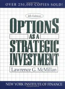 Options as a strategic investment free download