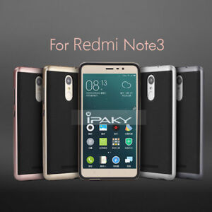 IPaky-TPU-PC-Frame-Silicone-Cases-Cover-For-Xiaomi-Redmi-Note-3-Protect-Shell