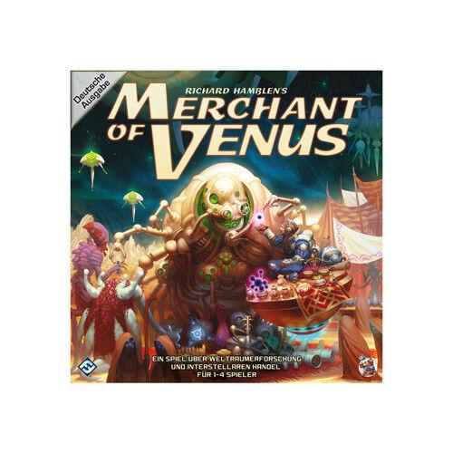 Merchant of Vénus Jeu de Société Allemand