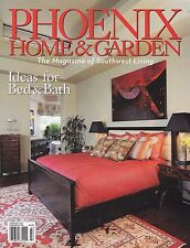Phoenix Home & Garden February 2012 -- Ideas for Bed & Bath
