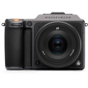 Hasselblad X1D II 50c anthrazit mit XCD 45mm 1:4,0 P Kit Mittelformat