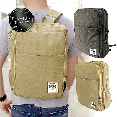 Bag BV 103 Light Grey Fashion Laptop Backpack School Unisex