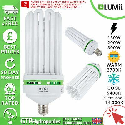 Lumii Envirogro Cfl Grow Lampada Luce-super Cool Bianco Caldo 130 W 250 W 300 W 5u- Stile (In) Alla Moda;