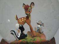 Disney Bambi Snow Globe Wonders Within Collection Hallmark