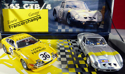 96096 Team Exurie Francorchanps Slot Car New Box 1/32 New Discounts Price Fly Team 14 Ref