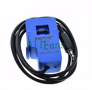 SCT-013-050 Non-invasive AC Current Sensor Clamp Sensor 50A NEW GOOD QUALITY