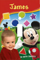 Personalized Your Photo Mickey Mouse Light Switch Plate Cover