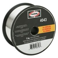 Harris .035 4043 Aluminum Mig Welding Wire 1 Lb. 04043f1