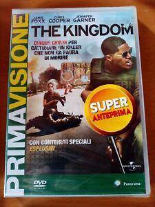 The Kingdom  - DVD editoriale, nuovo sigillato
